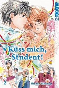 Küss mich, Student! (2in1) 02