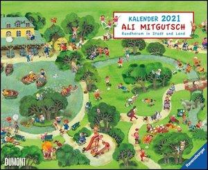 Ali Mitgutsch 2021