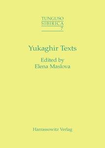Yukaghir Texts