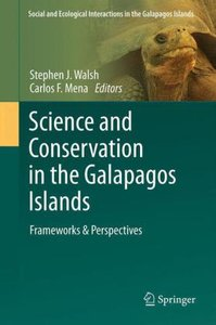 Science and Conservation in the Galapagos Islands