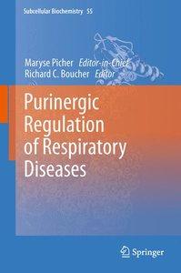Purinergic Regulation of Respiratory Diseases