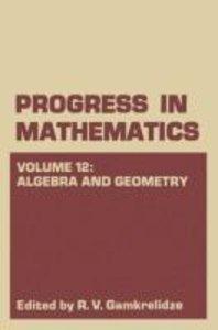 Algebra and Geometry