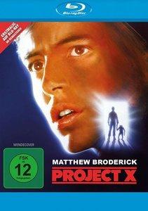 Projekt X, 1 Blu-ray