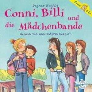 Conni & Co 05. Conni, Billi und die Mädchenbande