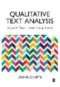 Qualitative Text Analysis