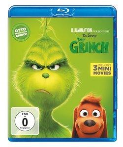 Der Grinch, Blu-ray