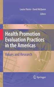 Health Promotion Evaluation Practices in the Americas