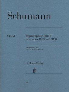 Impromptus op. 5