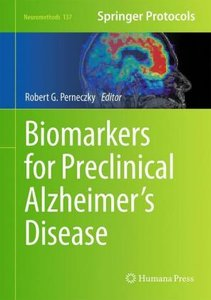 Biomarkers for Preclinical Alzheimer\'s Disease