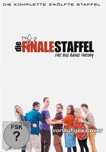 The Big Bang Theory: Die komplette 12. Staffel (3 Discs). Staffe