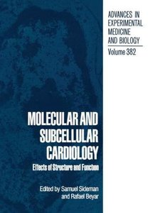 Molecular and Subcellular Cardiology
