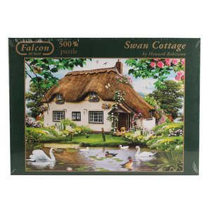 Swan Cottage - 500 Teile