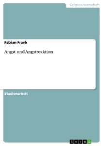 Angst und Angstreaktion
