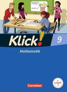 Klick! Mathematik 9. Schuljahr. Schülerbuch Mittel-/Oberstufe -