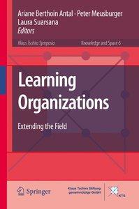 Learning Organizations