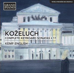 Sämtliche Klaviersonaten Vol.11