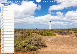 FUERTEVENTURA Geburtstagskalender mit Planerfunktion