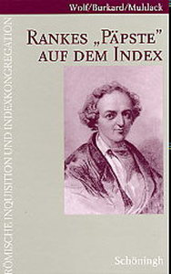 Rankes Päpste auf dem Index