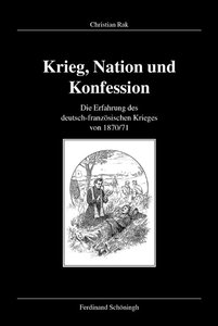 Krieg, Nation und Konfession
