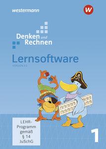Denken und Rechnen 1. Lernsoftware CD-ROM