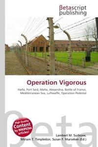 Operation Vigorous