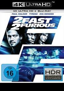 2 Fast 2 Furious 4K, 2 UHD-Blu-ray
