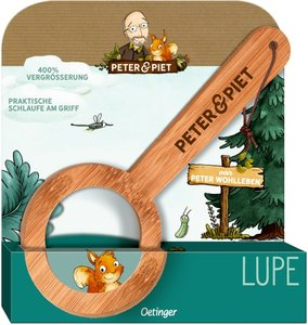 Peter & Piet. Bambus-Lupe