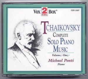 Sämtliche Werke für Klavier solo,Vol.1