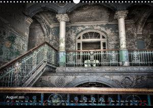 Lost Places HDR Beelitz II (Wall Calendar 2020 DIN A3 Landscape)