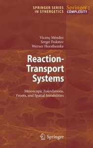 Reaction-Transport Systems