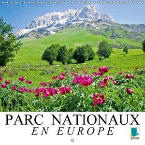 Calvendo: Parcs Nationaux En Europe - La Fierte D'un Contine