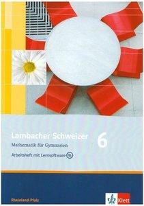 Lambacher Schweizer - Neubearbeitung. 6. Schuljahr. Ausgabe Rhei