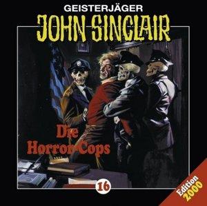 Die Horror-Cops (1/3). CD