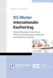 ICC Muster Internationaler Kaufvertrag