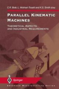 Parallel Kinematic Machines