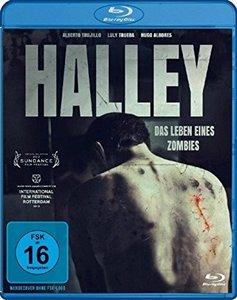 Halley - Das Leben eines Zombies, 1 Blu-ray