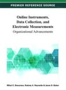 Online Instruments, Data Collection, and Electronic Measurements