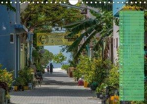Malediventräume (Wandkalender 2019 DIN A4 quer)