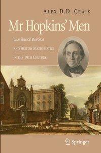 Mr Hopkins' Men