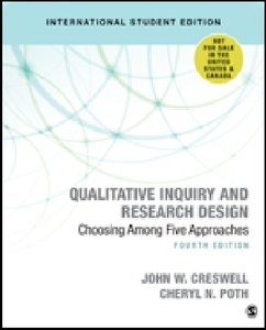 QUALITATIVE INQUIRY & RESEARCH