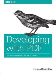 Developing with PDF