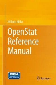 OpenStat Reference Manual