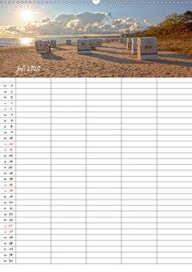 Timmendorfer Strand - Ostsee Urlaubsparadies (Wandkalender 2020
