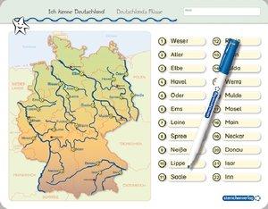 Ich kenne Deutschland - Deutschlands Flüsse