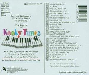 Kooky Tunes(Org.Broadway Cast