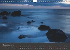 Von Sellin nach Bakenberg, eine Reise durch Rügen (Wandkalender