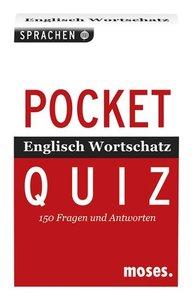 English Pocket Quiz. Wortschatz