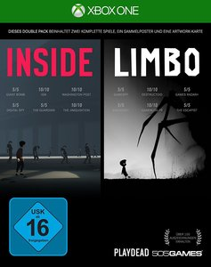 Inside/Limbo Double Pack, Xbox One-Blu-ray Disc