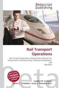 Rail Transport Operations