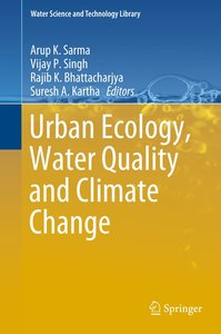 Urban Ecology, Water Quality and Climate Change